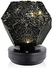 Nova Stars Original Home Planetarium, 60,000 Stars Romantic 3 Colours Adjustable Starry Night Lamp