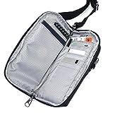 Pacsafe Daysafe Anti-Theft Tech Crossbody Bag Baked