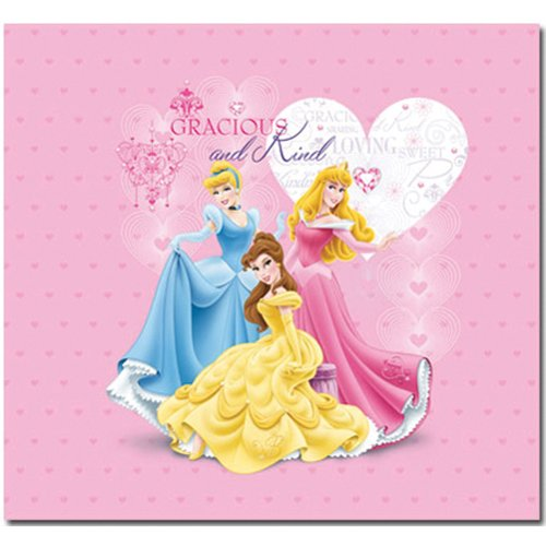 Trends International Disney Princess Scrapbook Album 12