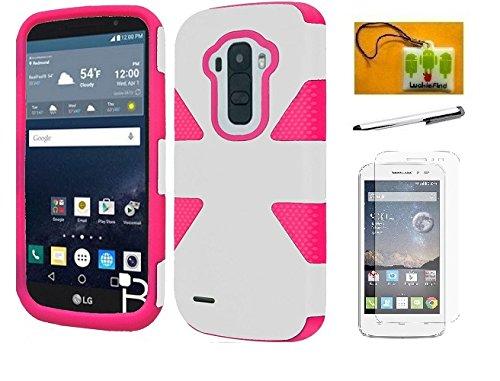 new products 69ac9 c73e6 Amazon.com: LG G Stylus LS770 (Sptint) / LG G Stylo (Boost Mobil, T ...