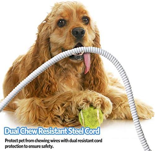 Almohadilla de calefacción para mascotas gato y perro 7