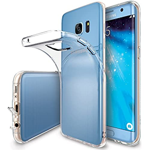 Galaxy S8 Plus Case, Ringke [Air] Ultimate Ergonomic Resilient Weightless as Air, Extreme Featherweight Supple TPU Scratch Resistant Sturdy Sales