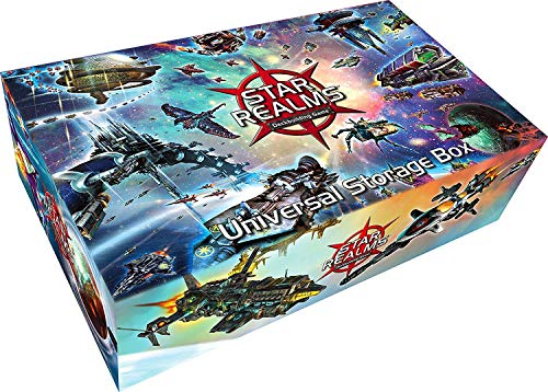White Wizard Games Star Realms: Universal Storage Box