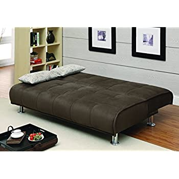 Coaster Home Furnishings Transitional Sofa Bed, Brown