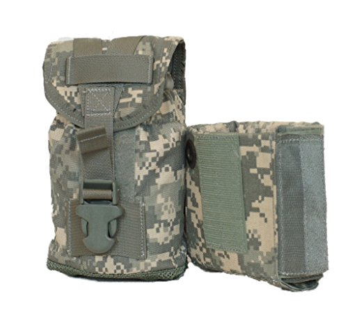 Used, Eagle Industries 1 Liter Canteen Cover with PVS-14 for sale  Delivered anywhere in USA