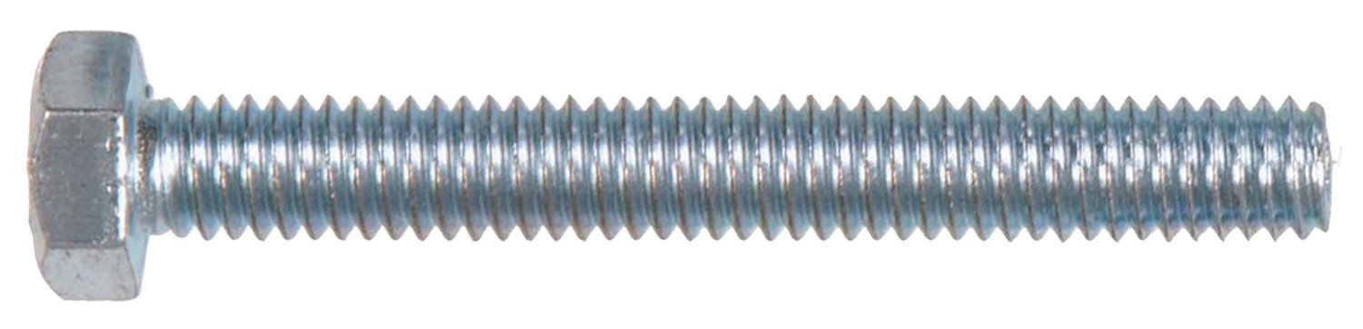 10-Pack The Hillman Group 2879 Hex Tap Bolt 1//4-20 X 6-Inch