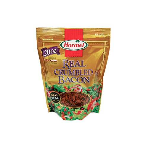 Hormel Premium Real Crumbled Bacon 20 oz (Hormel Real Bacon)