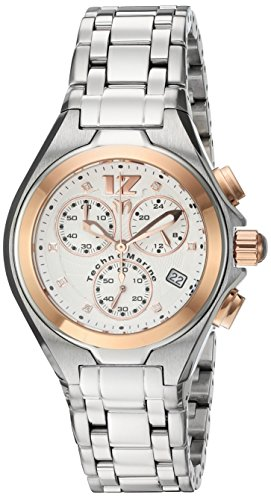 Technomarine Women's 'Manta Neo Classic' Quartz Stainless Steel Casual Watch (Model: TM-215023)