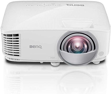 Opinión sobre Benq MX825ST - Proyector (3300 lúmenes ANSI, DLP, XGA (1024x768), 20000:1, 4:3, 1524 - 3048 mm (60 - 120