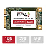 MyDigitalSSD 120GB (128GB) Bullet Proof 4 Eco (BP4e V2) 50mm SATA III (6G) mSATA SSD Solid State Drive - MDMS-BP4e-128