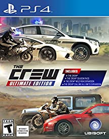 The Crew Ultimate Edition - PS4 [Digital Code]