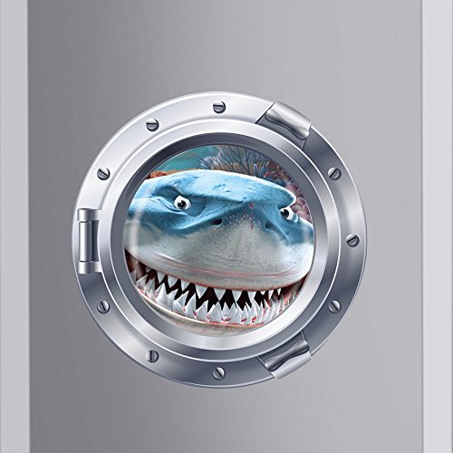 Witkey Ocean Paradise Removable Sticker product image
