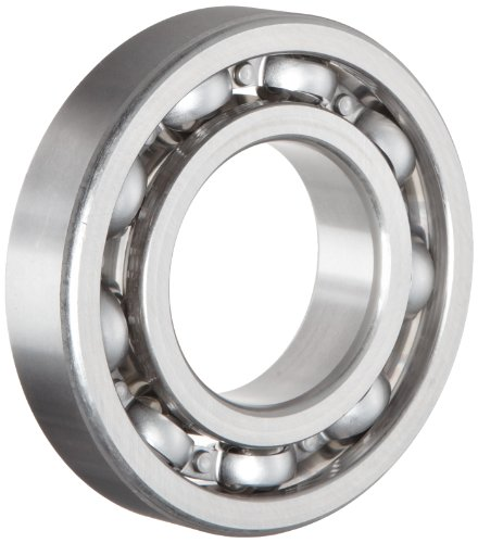 NSK 6208C3 Deep Groove Ball Bearing, Single Row, Open, Pressed Steel Cage, C3 Clearance, Metric, 40mm Bore, 80mm OD, 18mm Width, 8500rpm Maximum Rotational Speed, 4002lbf Static Load Capacity, 6542lbf Dynamic Load Capacity