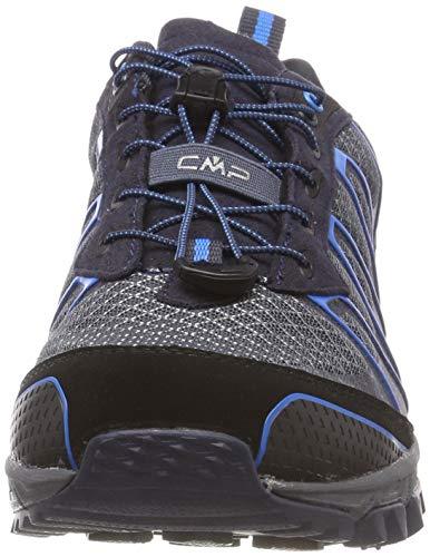 Scarpe Atlas Cmp Da Uomo asphalt Grigio 92bh Trail cyano Running wq156