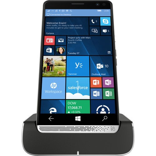 HP Elite x3 and HP Elite x3 Desk Dock 4G 64GB Qcomm SD820 X9U42UT#ABA smartphones 2018 Top 10 Best Smartphone in 2018 | Smartphones 2018 blank