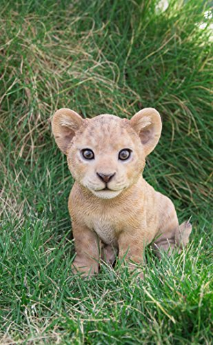 (Hi-Line Gift Ltd Pet Pals-Lion Cub Sitting)