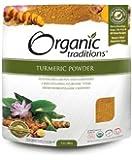 Organic Traditions Turmeric Powder, 200g