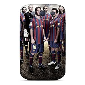 New Arrival Fc Barcelona Team Sport Gdm12478Xzod Cases Covers/ S3 Galaxy Cases