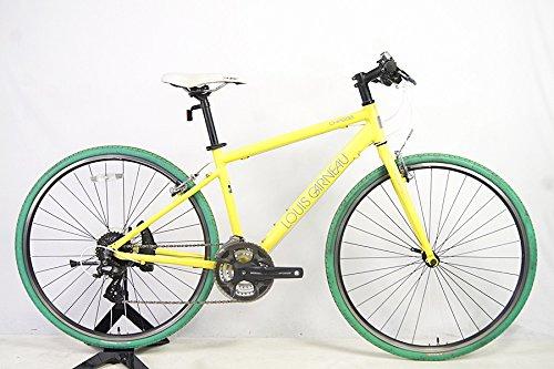 LOUIS GARNEAU(ルイガノ) CHASSE(シャッセ) クロスバイク 2017年 420サイズ B07DVG4K1T