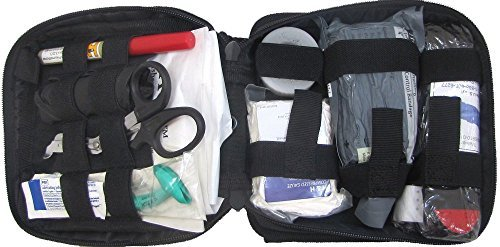 Ifak Enhanced Level #2 Drop Leg First Aid Kit for the Prepper Who Wants Tactical Gear for Trauma or to Use in Case of a Natural Disaster or Outdoor Survival. by Renegade Survival (Image #1)