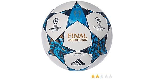 adidas Finale CDF Soc Balón de Fútbol, Hombre, Blanco (Blanco ...