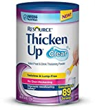 Resource ThickenUp Clear, 89 Servings, Clear, 4.4