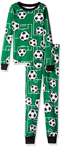 The Childrens Place Boys Sports Pajama Set