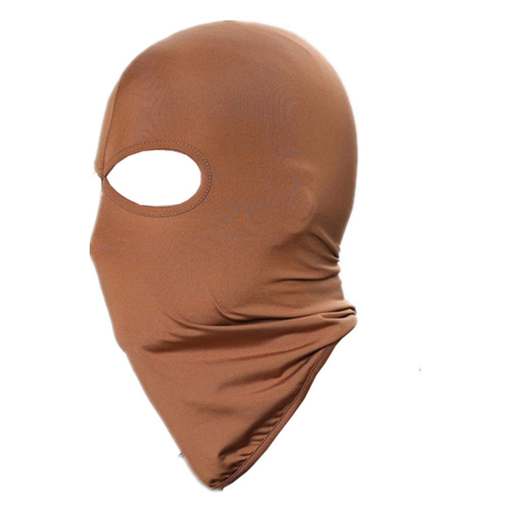 OWIKAR Balaclava, Outdoor Balaclava Hood Breathable Full Face Mask 10.24 x 17.7 inches A201580-13-D06
