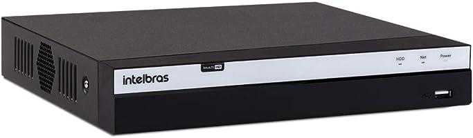 DVR Intelbras Full HD - MHDX 3004, Multi HD, 1080p, 4 canais