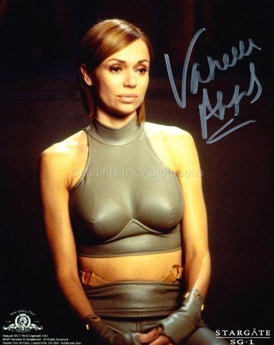 VANESSA ANGEL as Anise/Freya - Stargate SG-1 Genuine Autograph