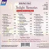 Twilight Memories: Vintage Brit Light Music