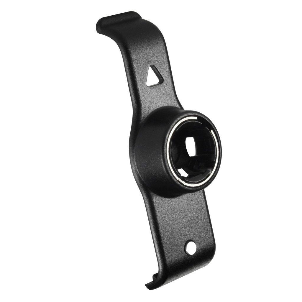 EKIND Replacement Bracket Cradle Mount Compatible For GPS Garmin Nuvi 25xx Series(2500 2505 2515 2545 2515LT 2545LMT 2555LMT 2555LT 2585TV 2595 2595LMT) Black YK1-M01-QG23