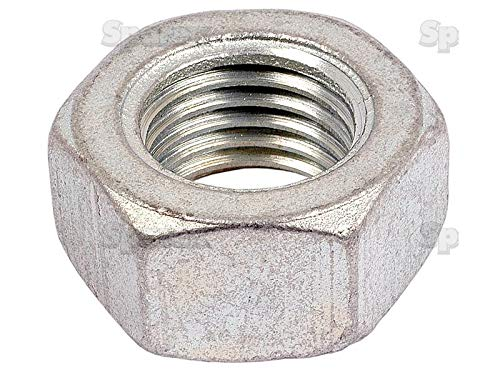 Hexagon Nut, Size: M30 x 3.50mm (Din 934) Metric Coarse