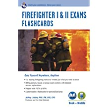 Firefighter I & II Exams Flashcard Book (Book + Online)