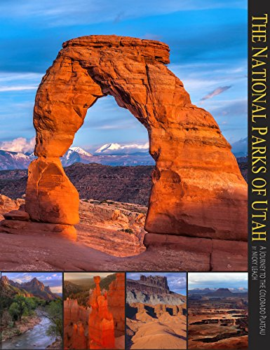 If you are going to only buy one book on the National Parks of Utah, this is the book. It is a combination of interpretive information and photography of the best landscape photographers in the United States. A top seller at the visitor center in the...