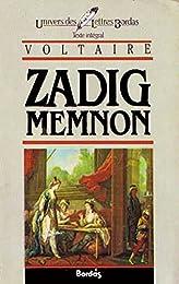 VOLTAIRE/ULB ZADIG MEMN. (Ancienne Edition)