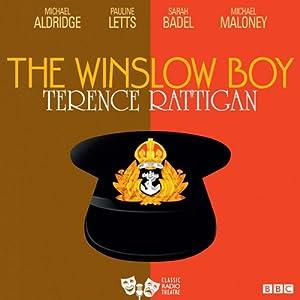 The Winslow Boy (Classic Radio Theatre) Radio/TV Program