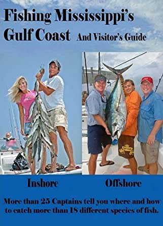 Fishing mississippi 39 s gulf coast and visitor 39 s for Fishing in biloxi ms