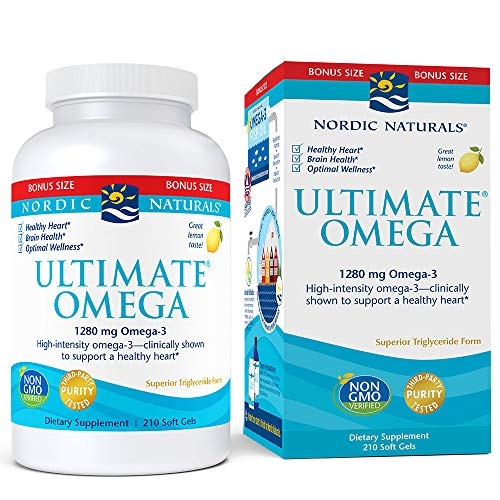 Nordic Naturals Ultimate Omega SoftGels product image