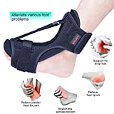 Plantar Fasciitis Night Splint Drop Foot Orthotic