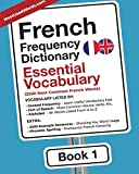 French Frequency Dictionary %2D Essentia
