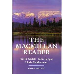 The Macmillan Reader