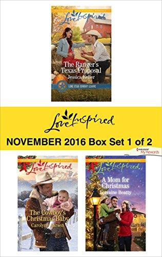 book cover of Harlequin Love Inspired November 2016 - Box Set 1 of 2