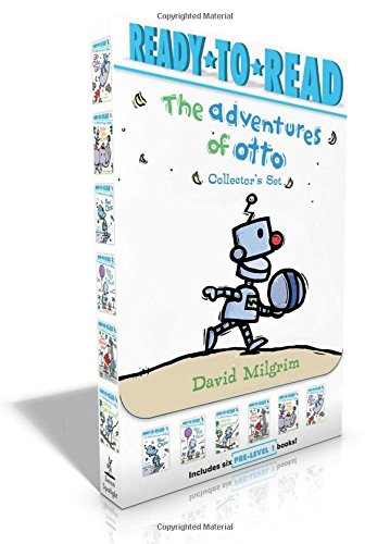 The Adventures of Otto Collector's Set: See Otto; See Pip Point; Swing, Otto, Swing!; See Santa Nap; Ride, Otto, Ride!; Go, Otto, Go!