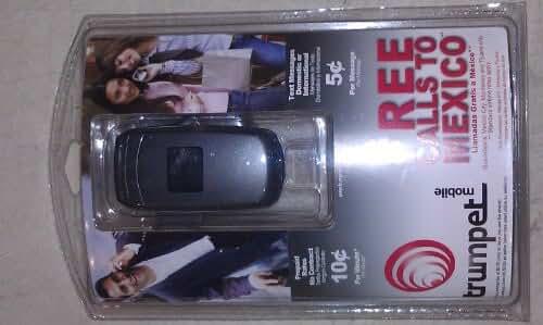 READY WIRELESS/BROADBAND Pre-Paid Wireless Flip Phone - Black 10575