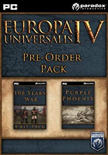 Europa Universalis IV: Pre-Order Pack [Online Game Code] (B00HEP1OP4) | Amazon Products