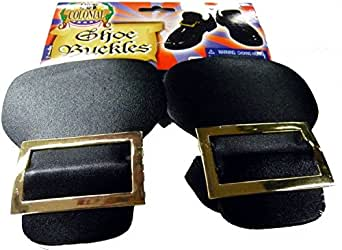 f68731 Colonial Shoe Buckles Gold Forum