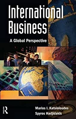 International Business: A Global Perspective