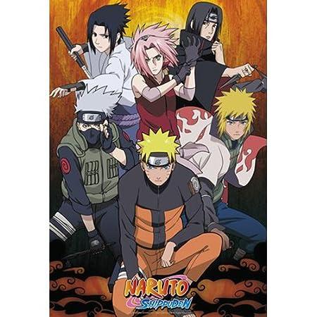 Amazon.com: Naruto Shippuden – cartel
