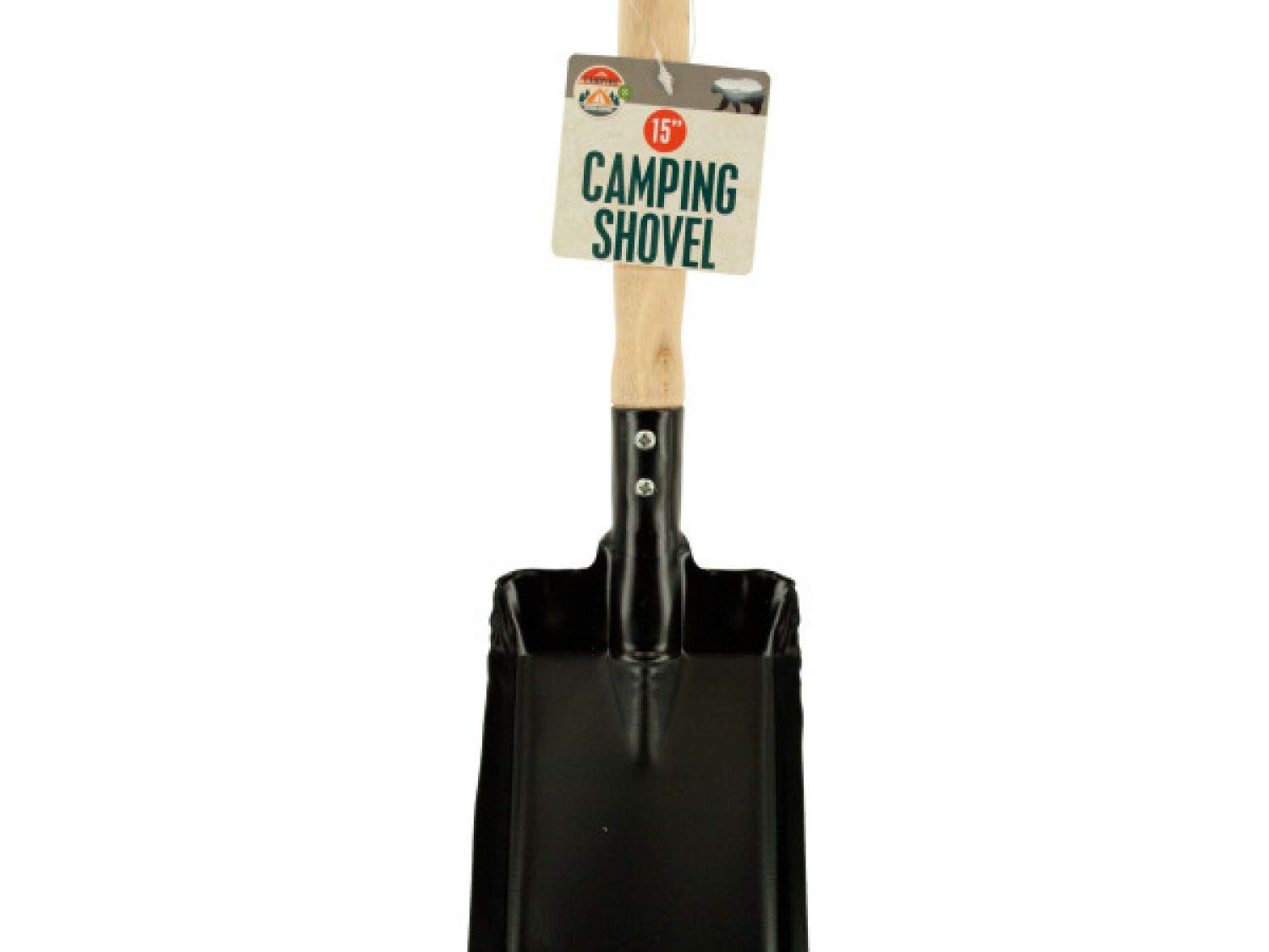StarSun Depot Camping Shovel with Wood Handle - Set of 36 by StarSun Depot (Image #1)